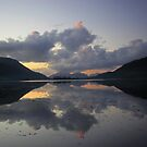 Loch Leven Sunset 2 by beavo