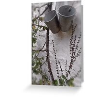 dreamy shots Greeting Card