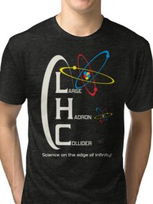 THE LHC T SHIRT Tri-blend T-Shirt
