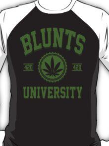BLUNTS UNIVERSITY T-Shirt