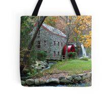 Sudbury Grist Mill Tote Bag
