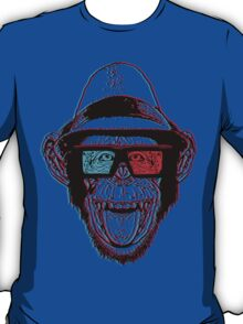 HIPSTER CHIMP - THE CHIMPSTER T-Shirt