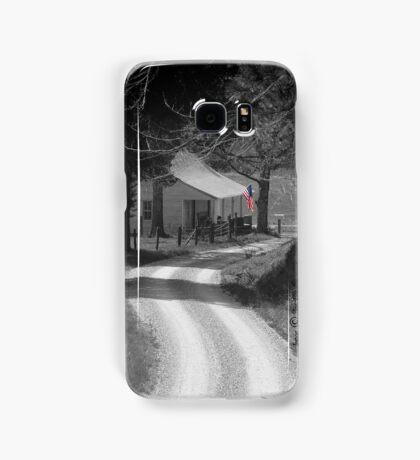 Backroad Flag Samsung Galaxy Case/Skin