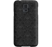 Skull Damask Wallpaper Samsung Galaxy Case/Skin