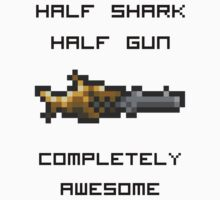 Minishark Terraria by NiteOwl