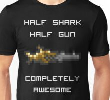 Minishark Terraria (reversed colours) Unisex T-Shirt