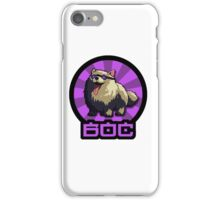 "Future Hypedog ""BoC"" Logo iPhone Case/Skin"