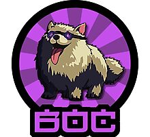 "Future Hypedog ""BoC"" Logo Photographic Print"