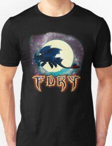 Toothless Dragon Night Fury T-Shirt
