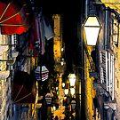The Essence of Croatia - Night Lights And Shadows of Dubrovnik by Igor Shrayer