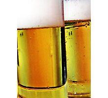 """Kölsch"" - Fine Beer of Cologne Photographic Print"