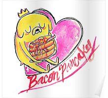 Bacon Pancakes! Poster