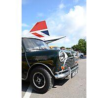 Classic British icons Photographic Print