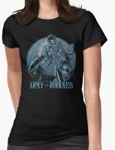 Army of Dorkness Womens Fitted T-Shirt