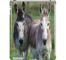 2 Hoties On The Farm iPad Case/Skin