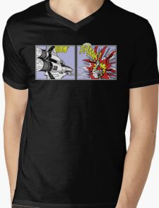 Frak! Mens V-Neck T-Shirt