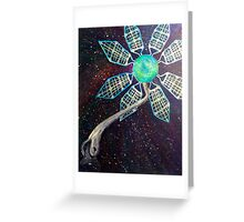 Eco-stellar - Transmissions (Color) Greeting Card