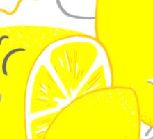 Lemon Aid Sticker