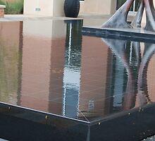 Reflecting Pool by zpawpaw