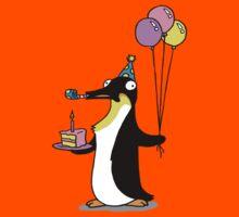 Party Time Penguin Kids Clothes