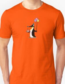 Party Time Penguin Unisex T-Shirt