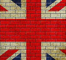 UNION JACK WALLED by OTIS PORRITT