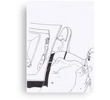 PDD - 2011/11/06  Canvas Print