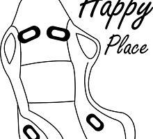 bucket seat happiness  by ewash