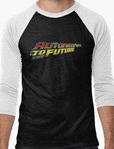 Automate to the Future Men's Baseball ¾ T-Shirt