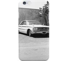 1963.5 Ford Galaxy 500... iPhone Case/Skin