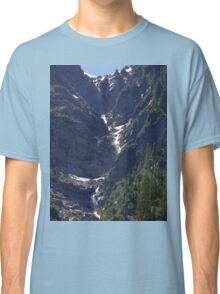 Avalanche Circle Of Trees  Classic T-Shirt