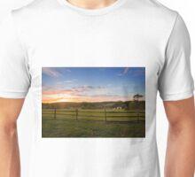 October Sunset Unisex T-Shirt