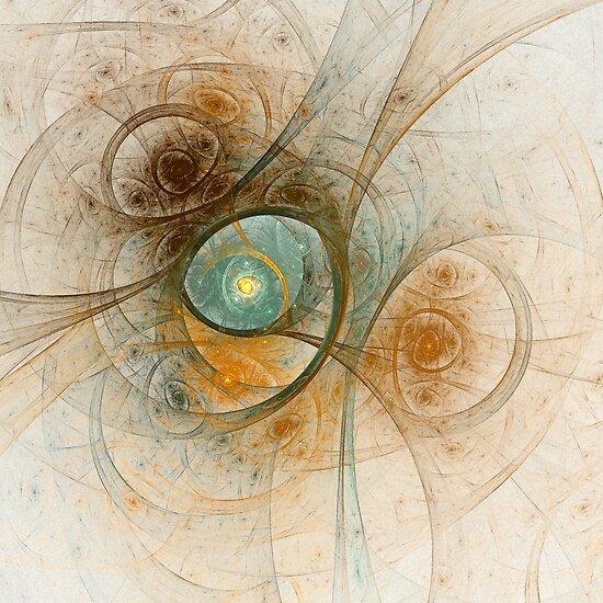 Fractal Dreams #4 by Benedikt Amrhein