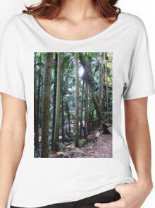 Rainforest Palms Women's Relaxed Fit T-Shirt