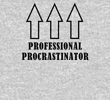 Professional Procrastinator Unisex T-Shirt