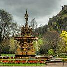 Fountain by Tom Gomez
