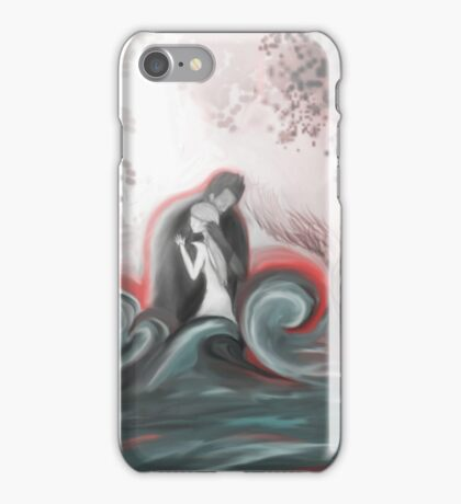 The Swan Curse - SwanFire iPhone Case/Skin