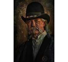 Tombstone Sheriff Photographic Print