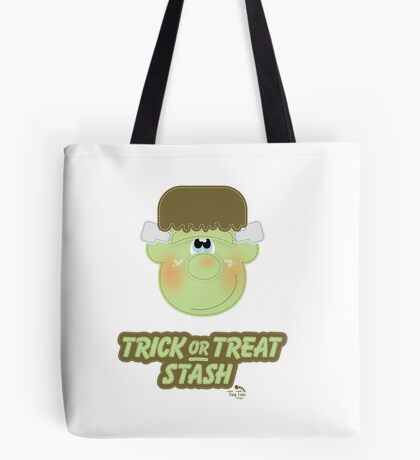 Monster Trick or Treat Stash Tote Bag