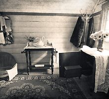 vintage decor, Australian Pioneer Village Wilberforce NSW by ozzzywoman