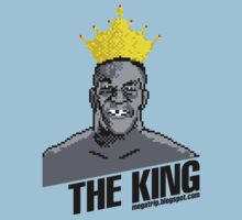 King Megatrip's Punch Out (light t-shirts) Kids Clothes