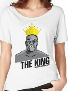 King Megatrip's Punch Out (light t-shirts) Women's Relaxed Fit T-Shirt
