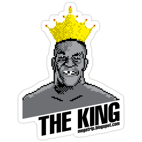 King Megatrip's Punch Out (light t-shirts) by Megatrip
