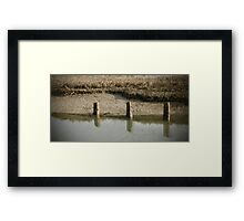Three Stalwarts Framed Print