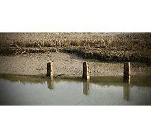Three Stalwarts Photographic Print