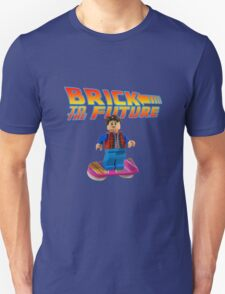 Brick to the Future with Marty Mcfly T-Shirt