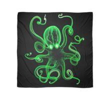 Octopus Green Scarf