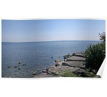 Lake Ontario Poster