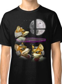 20XX: Three Fox Moon Classic T-Shirt