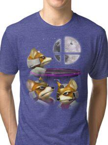 20XX: Three Fox Moon Tri-blend T-Shirt
